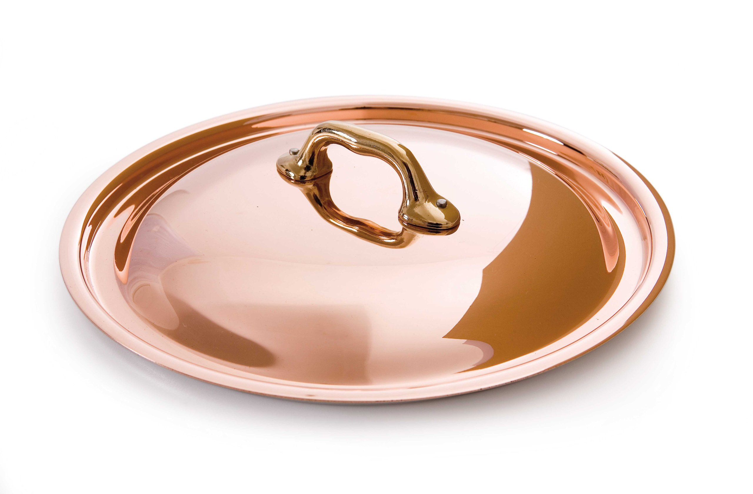 Mauviel Made In France M'Heritage Copper M150B 6529.24 9.6-Inch Dome Lid