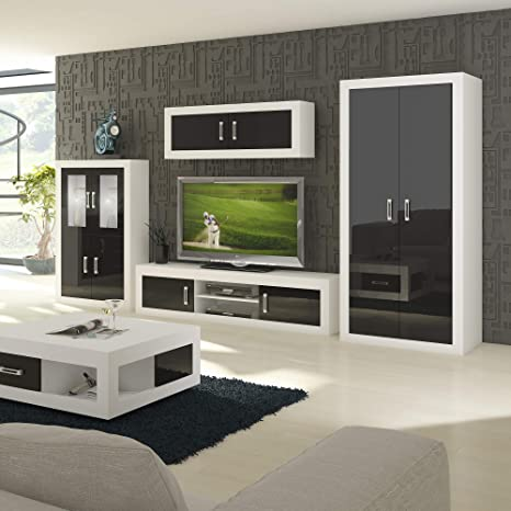 Furniture Agency Verin 4 Piece TV Set With