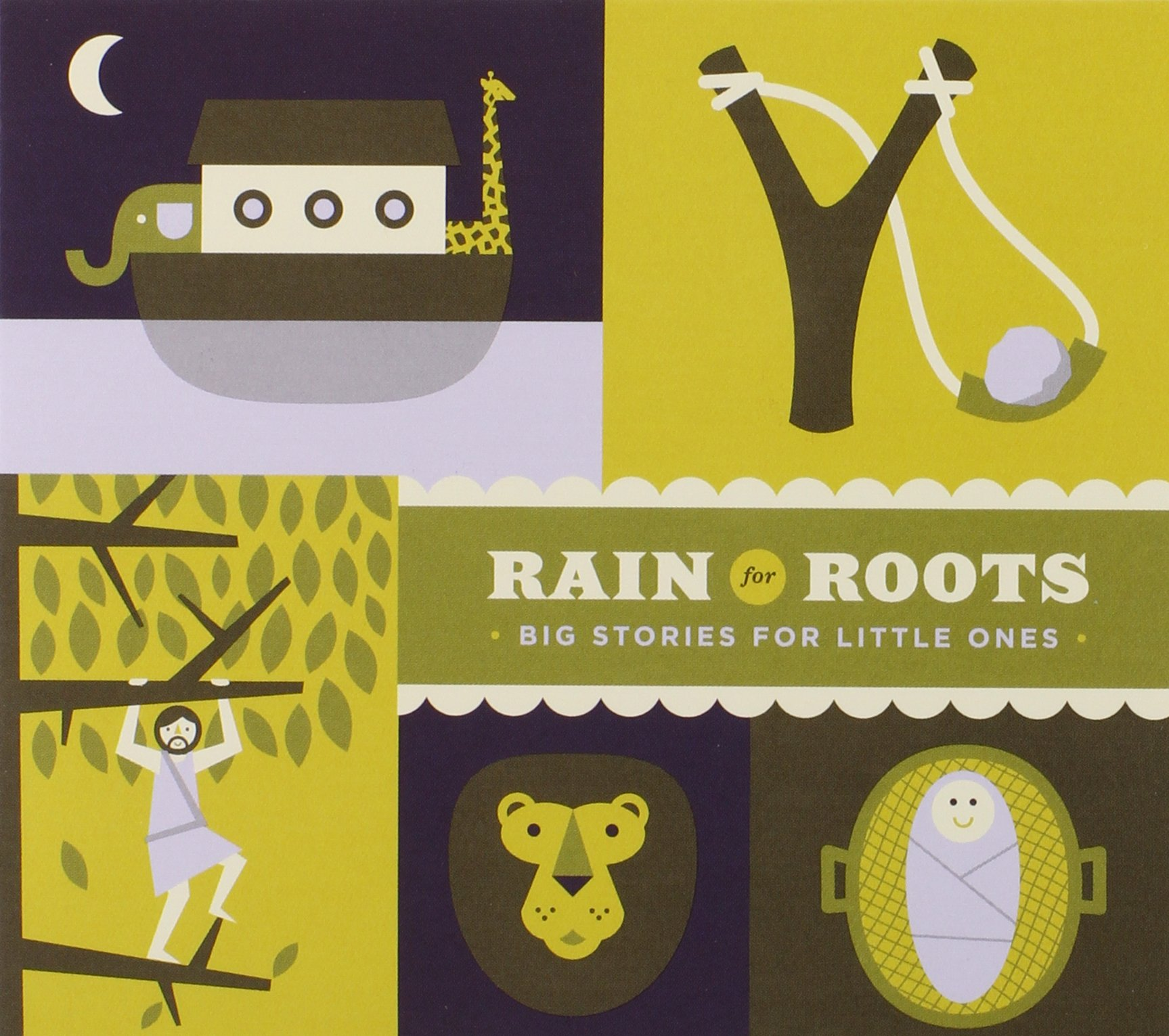 Big Stories for Little Ones by Rain for Roots