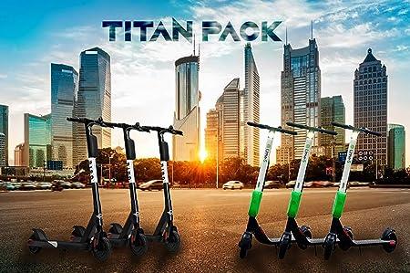 Amazon.com: Titan Pack de 4 cargadores de patinete eléctrico ...