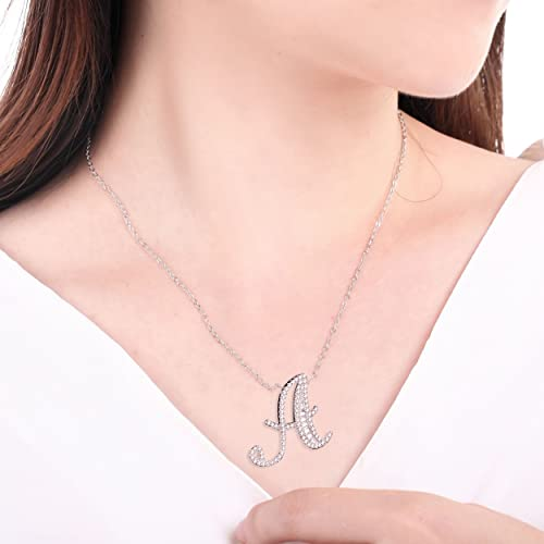 Por ejemplo /_ de Moda de Acero Inoxidable Lindo Delfín Cubic Zirconia CZ Colgante Collar Intr