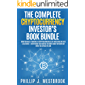 The Complete Cryptocurrency Investor's Book Bundle: How to Make a Fortune in Cryptocurrencies By Investing in ICO's & Altcoins + Everything You Wanted ... But Were Too Afraid to Ask (English Edition)