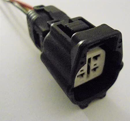 81LdTnAyAsL._SX450_ amazon com female connector pigtail ct 04 oxygen o2 sensor for apdty 112825 wiring harness pigtail male at n-0.co