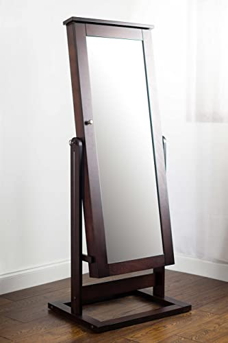Hives and Honey Adele Standing Cheval Jewelry Mirror