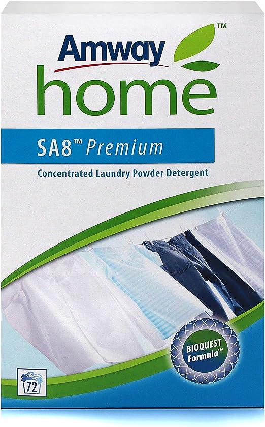 Detergente en Polvo Concentrado biodegradable SA8 Premium 3 Kg ...