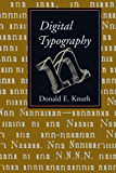 Digital Typography (Lecture Notes)