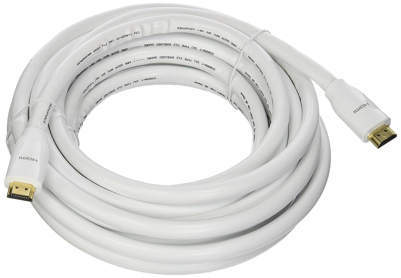 Monoprice Certificado Premium Cable HDMI de Alta Velocidad: Amazon.es: Electrónica
