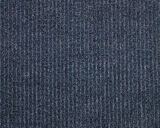 3 x5 Rectangle – Dark Blue – Economy Indoor Outdoor Carpet Area Rugs Light Weight Indoor Outdoor Rug Many Colors to Choose from