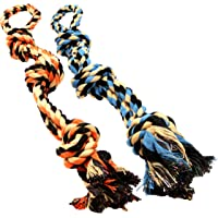 Amazon Best Sellers: Best Dog Rope Toys