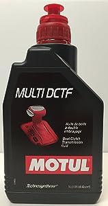 Motul 105786 33.81 Ounces Multi Dual Clutch Transmission Fluid