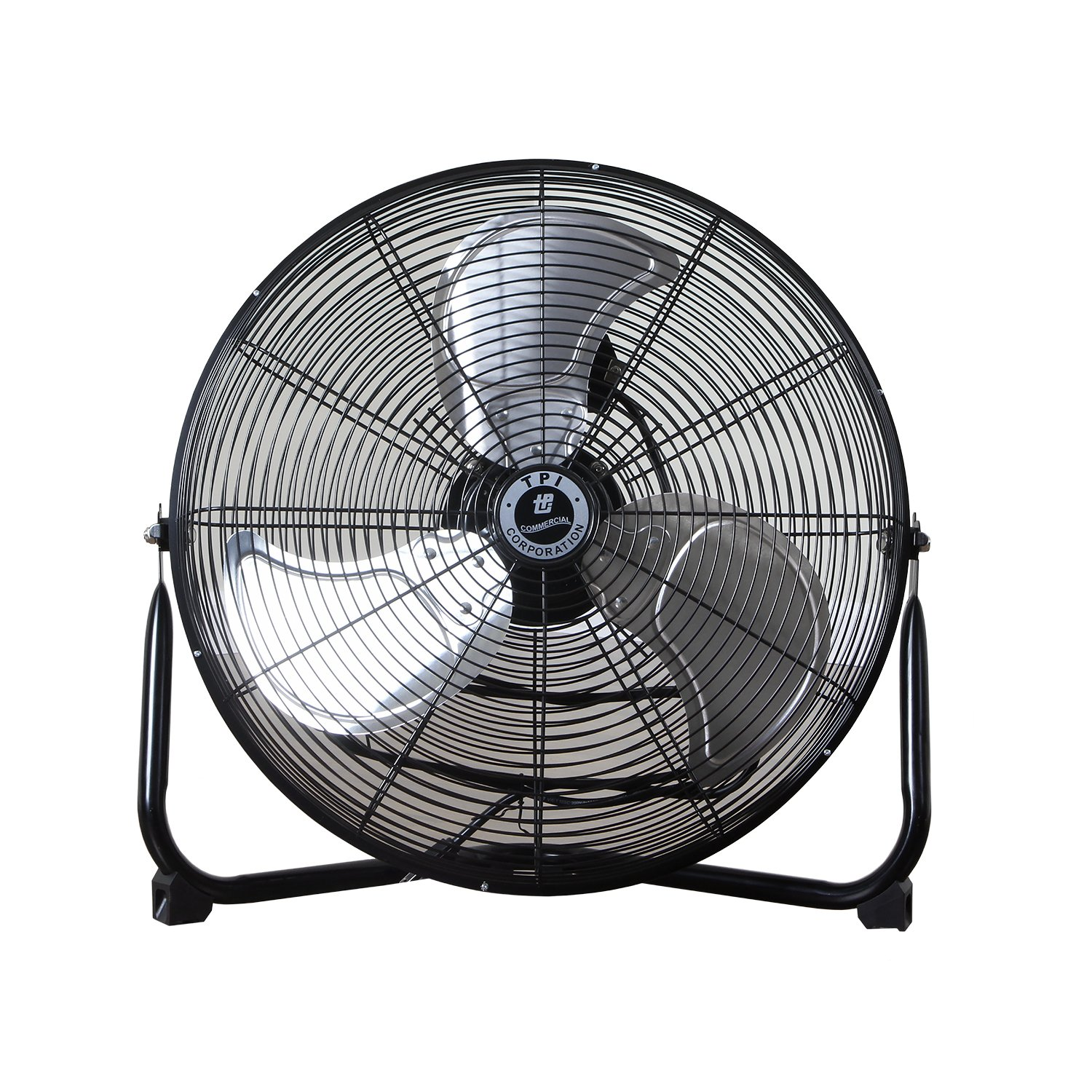 TPI Corporation CF-20 Commercial Workstation Floor Fan, 20