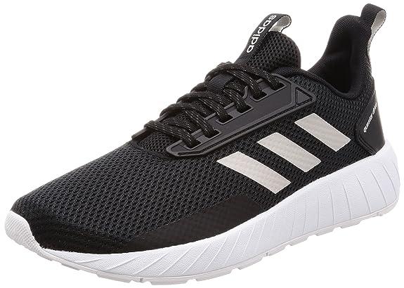 adidas Questar Ride, Scarpe Running Uomo, Grigio (Grey Three/Footwear White/Grey Four), 43 1/3 EU