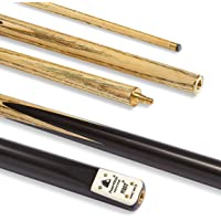 Powerglide Purist Selected, Mature, Straight Grain Ash and Ebony Cue (2 Piece)