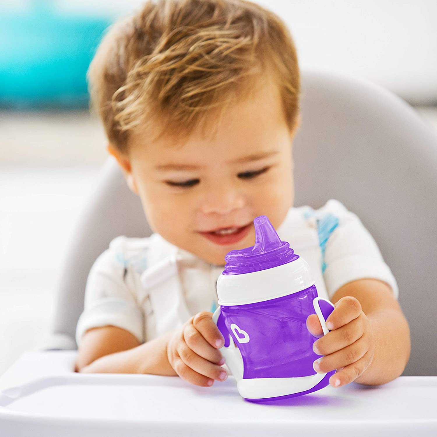 A140 Choice Of Colour Munchkin Gentle First Cup 118ml