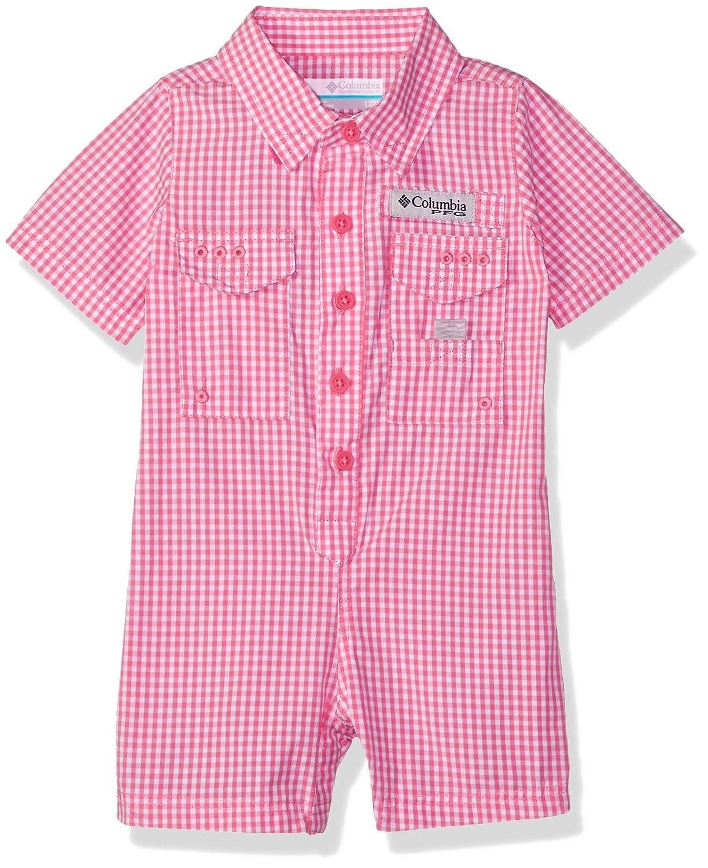 8860be75efd8 Amazon.com  Columbia Sportswear Baby Baby Infant Bonehead Romper ...