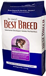 Best Breed Field Dog Diet Made in USA [Natural Dry Dog Food] - 30lbs