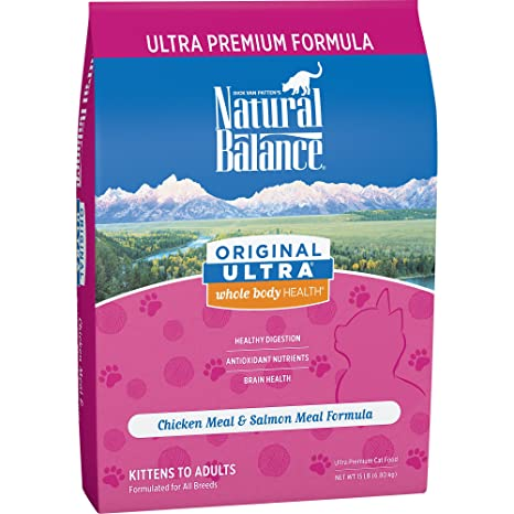 Amazon Natural Balance Original Ultra Whole Body Health Dry