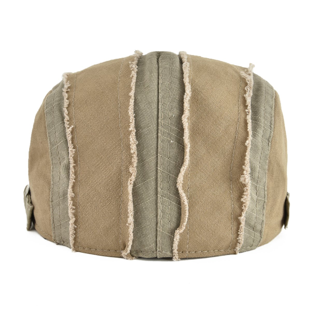 VOBOOM 100/% Cotton Distressed Ivy Caps Newsboy Caps Cabbie Hat Gatsby Hat