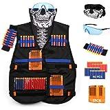 Afala Tactical Vest Kit for Nerf Guns N-Strike Elite Series