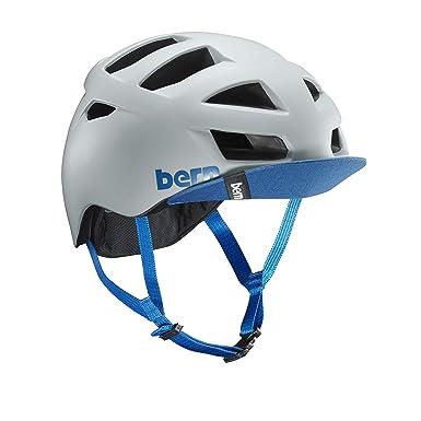 Bern 2016 Men s Allston Summer Bike Helmet w Visor