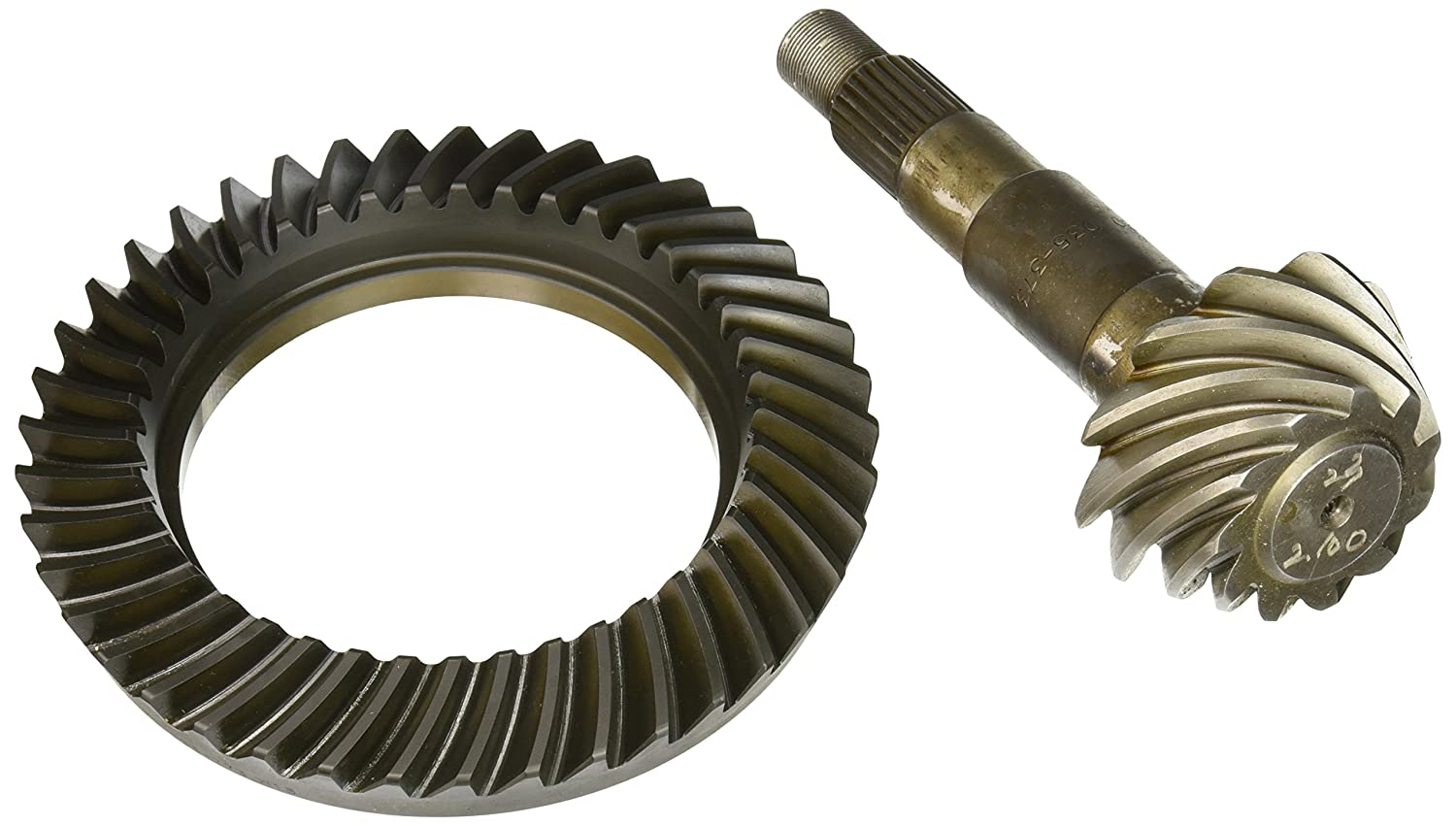 Motive Gear (D35-456) Performance Ring and Pinion Differential Set, Dana 35  Standard, 41-9 Teeth, 4 56 Ratio