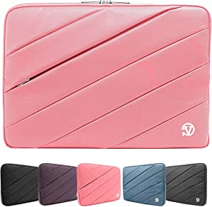 Shock Proof Laptop Carrying Case for 15.6 Inch Acer Aspire 5 E15 VivoBook Zenbook HP Envy X360 ProBook OMEN 15 ThinkPad Ideapad