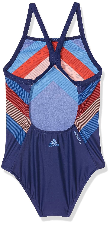 d02eba32c5e76 adidas Lineage Girls  Fitness 1 Piece Swimsuit