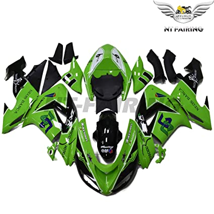 Amazon.com: NT FAIRING Fit for Kawasaki Ninja ZX10R 2006 ...