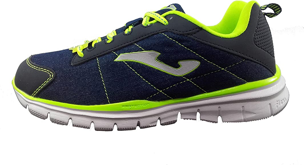 Zapatilla Deportiva Running Joma J.Tempo Jr 733 Navy (27): Amazon ...