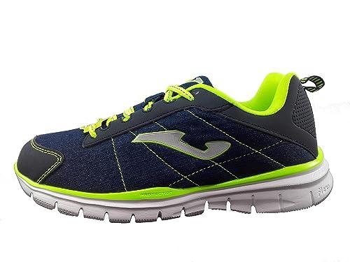 JOMA J.TEMS-733 ZAPATILLA RUNNING NIÑO MARINO 37: Amazon.es: Zapatos y complementos