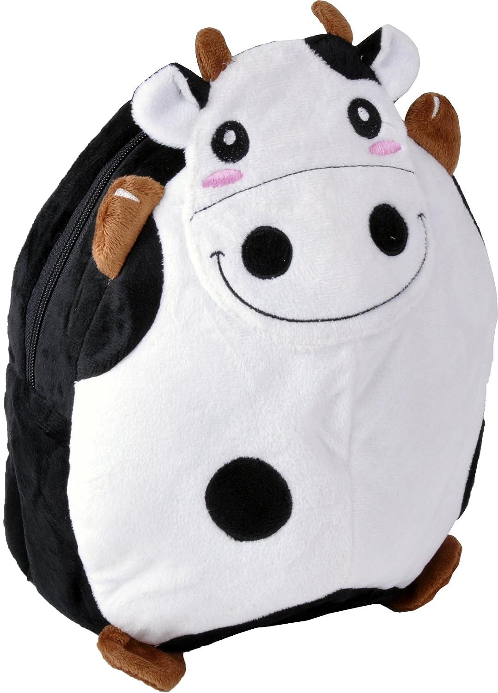 4010ffd160d0 School Bag Kids Backpack Childrens Rucksack Cute Animal Designs School Bag  Rucksack (Cow)  Amazon.co.uk  Luggage