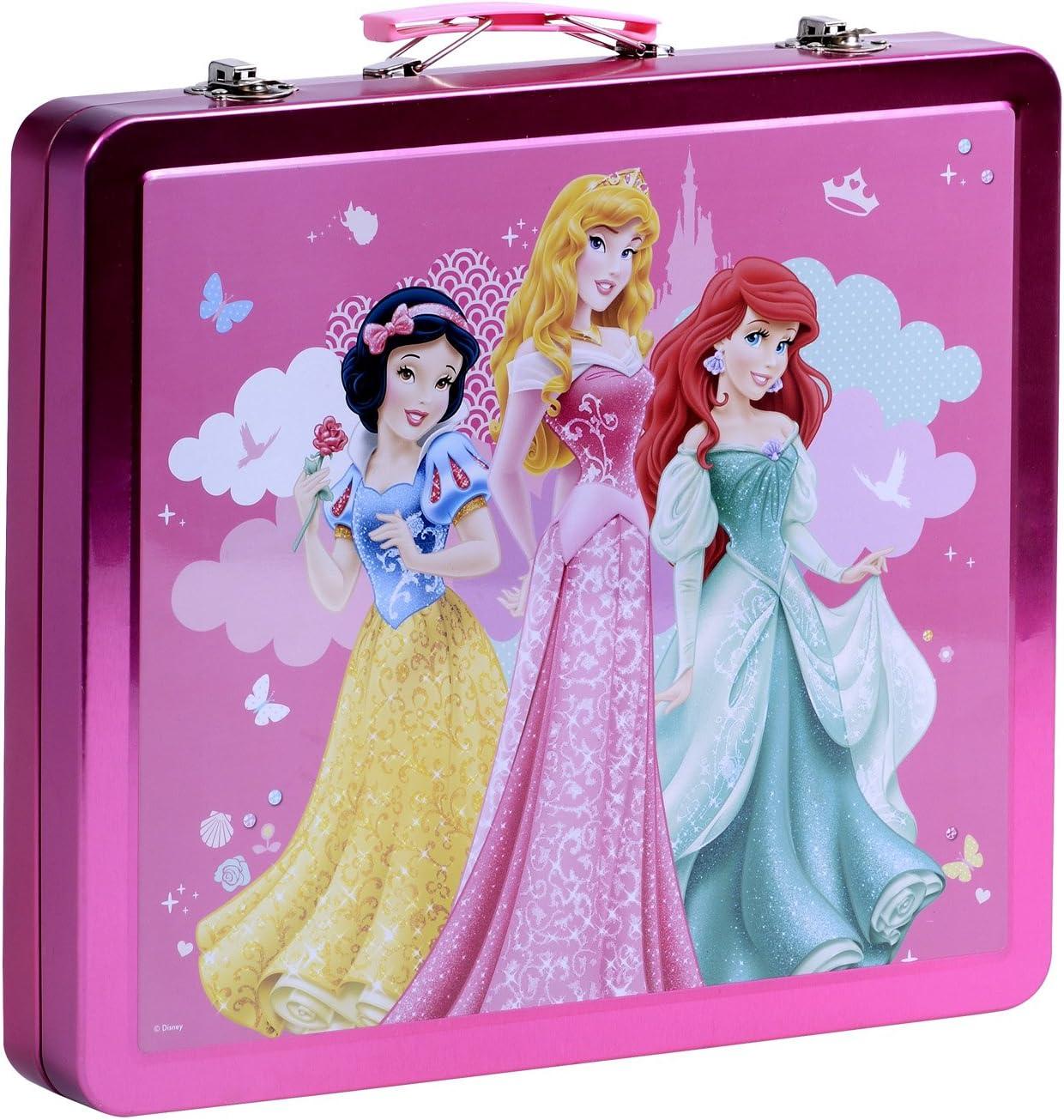 Set Artistico Principessa Disney Matite E Accessori Per Colorare