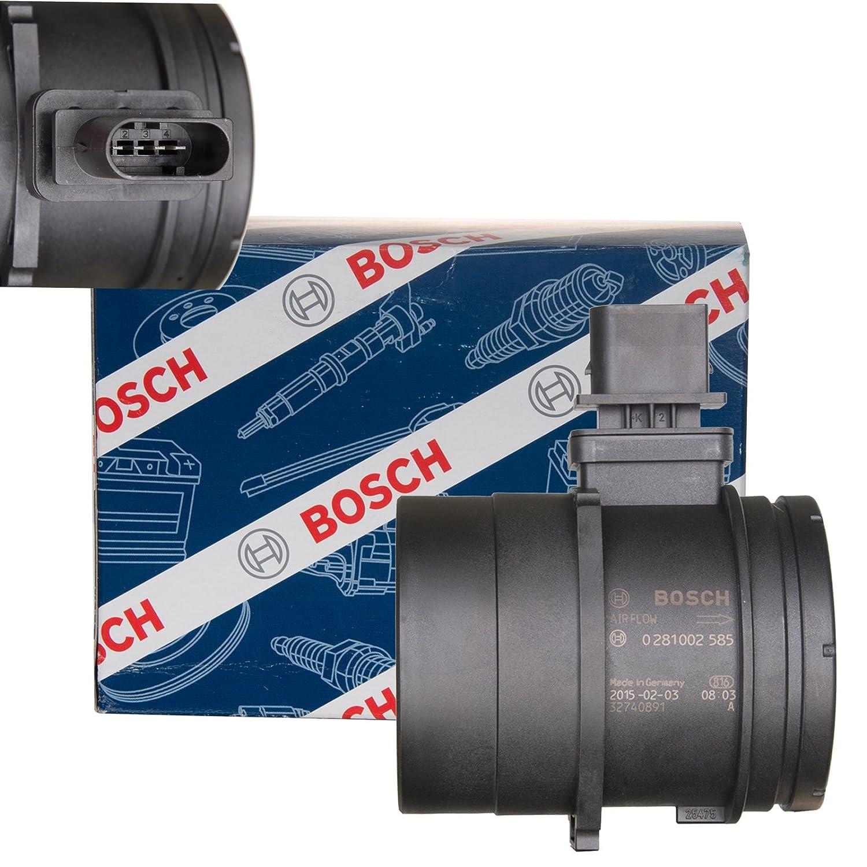 Bosch Air Mass Sensor 0281002585 Robert Bosch GmbH Automotive Aftermarket