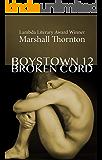 Boystown 12: Broken Cord (Boystown Mysteries)