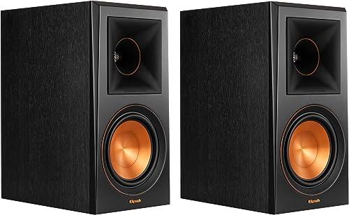 Klipsch RP-600M Bookshelf Speakers review