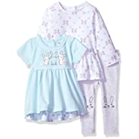 Little Me Baby Girls' Daisy 3pc Play Set, 2t