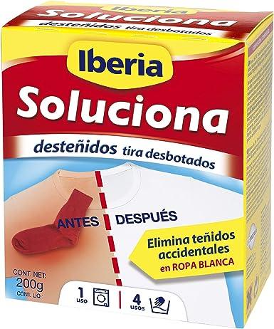 Iberia Quitamancha - Soluciona para Eliminar Desteñidos ...