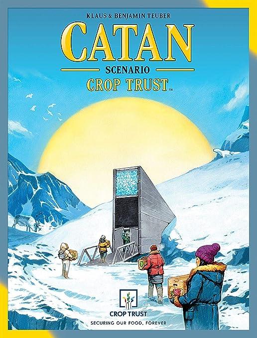 Catan Studios CN3126 Catan Scenarios Crop - Baúl , color/modelo surtido: Amazon.es: Juguetes y juegos