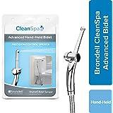 Brondell Hand Held Bidet Sprayer for Toilet CleanSpa Advanced Bidet Attachment with Precision Pressure Control Jet Spray…