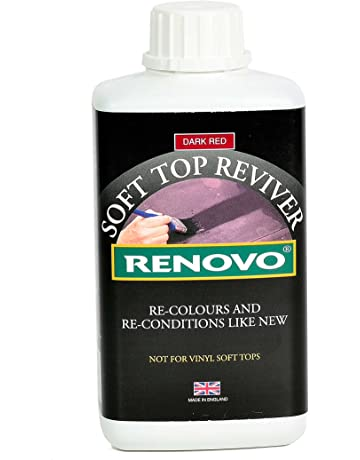 Renovo International Soft Top Reviver/Dark Red 500 ml