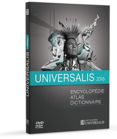 encyclopedie universalis 2016