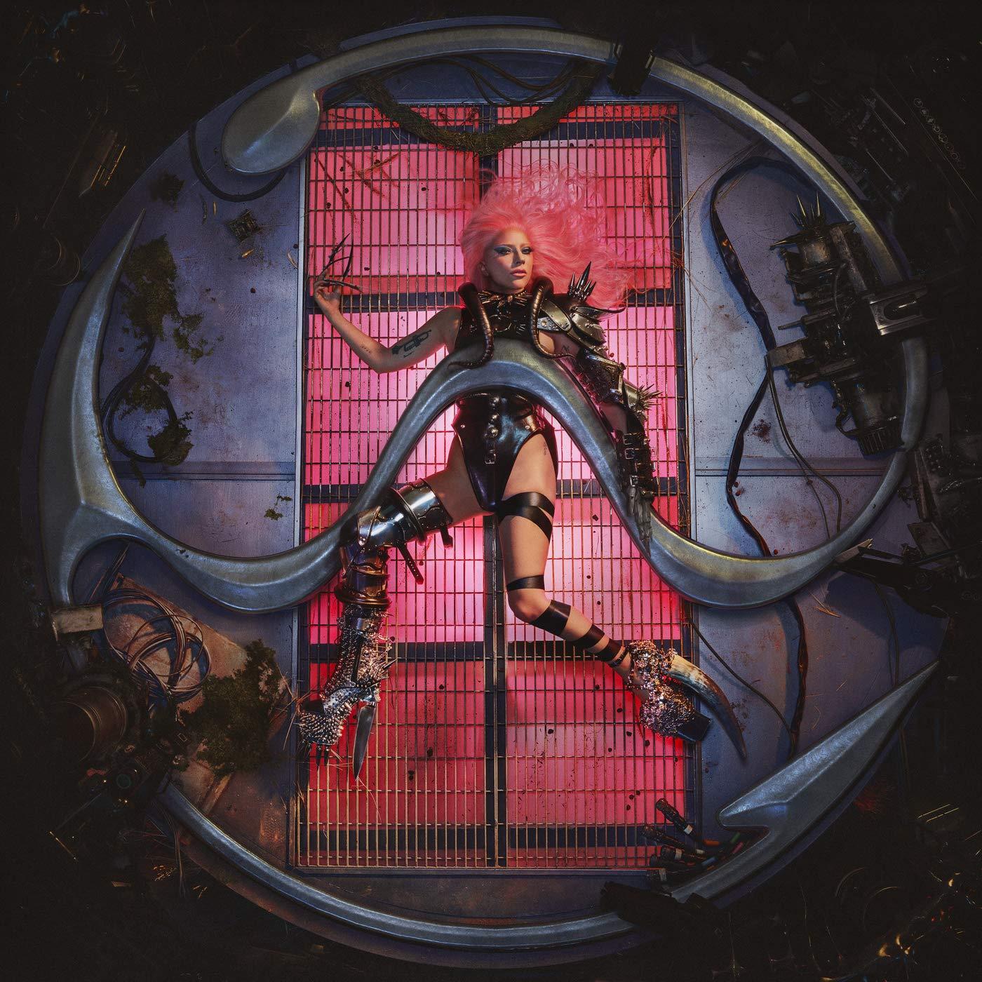 Cover: Chromatica von Lady Gaga 1 CD (circa 42 min)