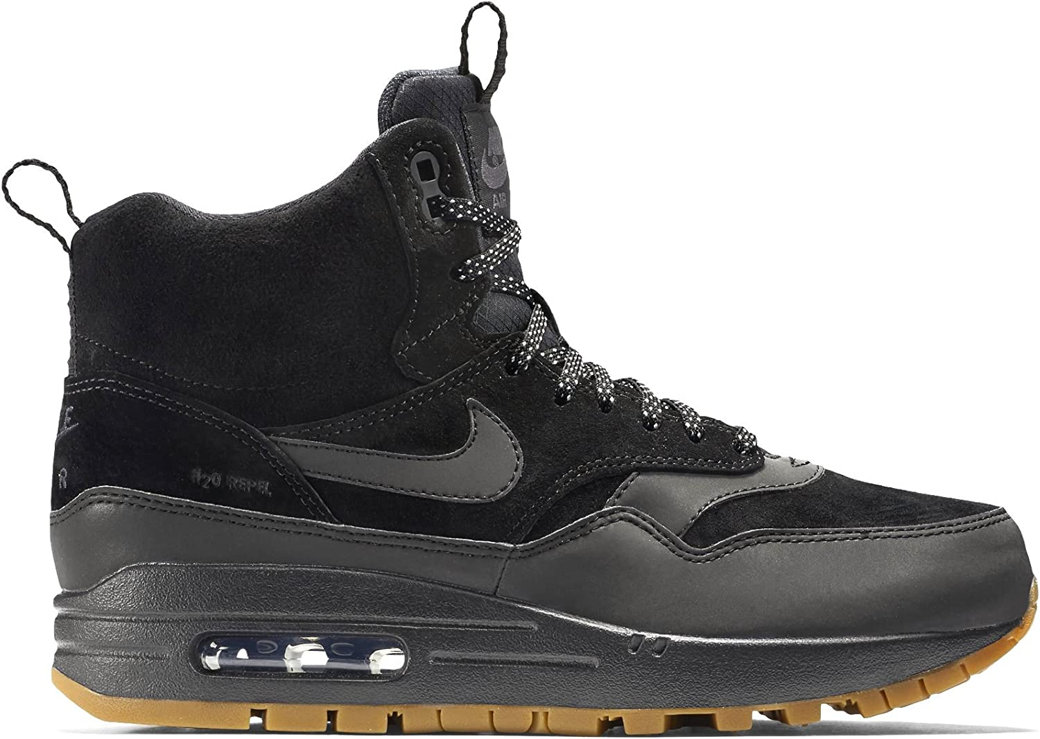 Nike Femmes air Max 1 Mid Sneakers Baskets Montantes 685267
