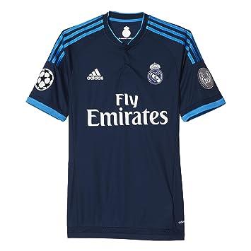Adidas Real 3 AU JSY - Camiseta para Hombre: Amazon.es: Zapatos y complementos
