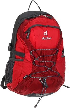 713ae7c0a5968 Deuter Spider Daypack Volumen 22 Liter cranberry-fire  Amazon.de ...