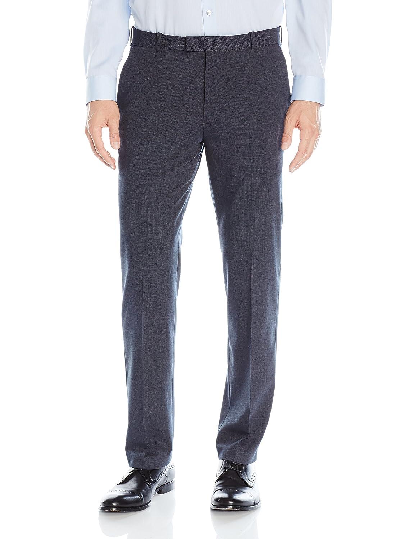 15f67ea7 Van Heusen Men's Flex Flat Front Straight Fit Pant