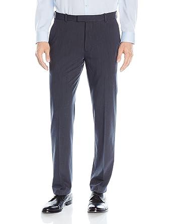 2d2ec40b13f24 Van Heusen Men s Flex Straight Fit Flat Front Pant at Amazon Men s ...
