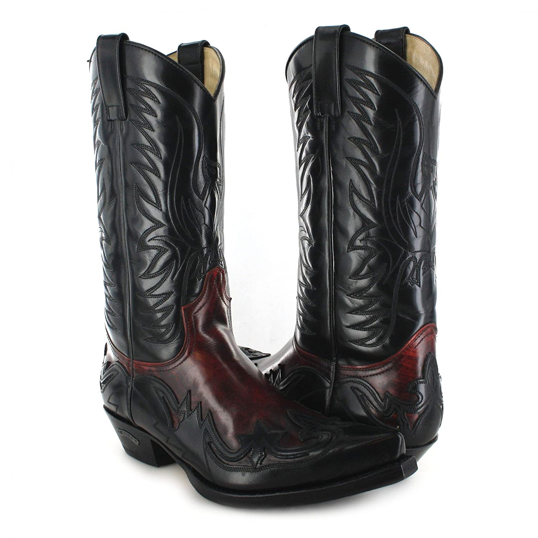 Sendra Stiefel Stiefel Stiefel 3241 Fuchsia Sprinter 7004 Lederstiefel für Damen und Herren Braun Westernstiefel fce96b