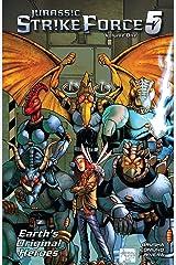 Jurassic Strike Force 5 Kindle Edition