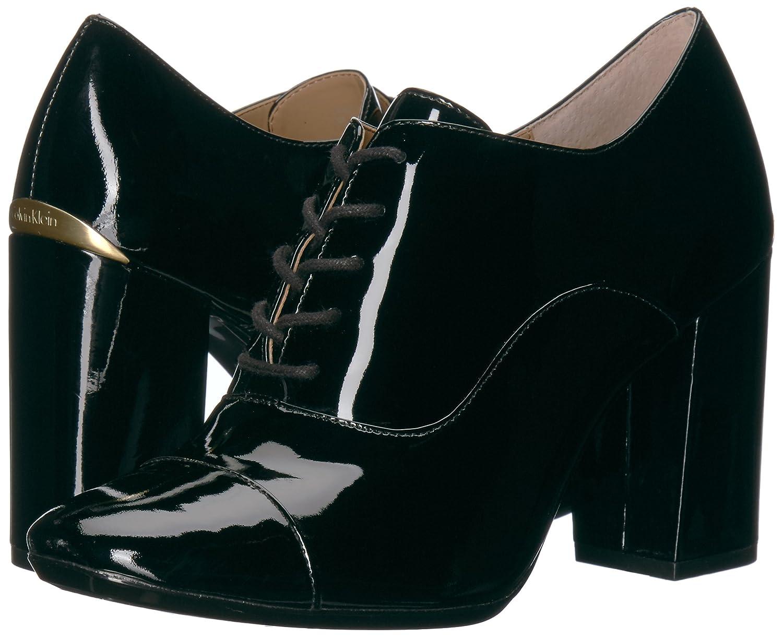 Calvin Klein Women's Cailey Ankle Boot B071G2LC2J 9.5 B(M) US|Black